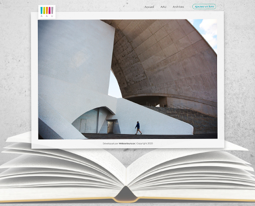 webcolours portfolio : archives en architecture et urbanisme